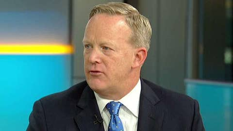 Sean Spicer opens up on his family, faith and WH days