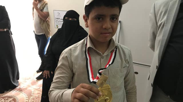 Rehab for child 'fighters' sexually assaulted in Yemeni civil war