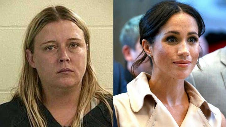 Meghan Markle's future sister in law arrested