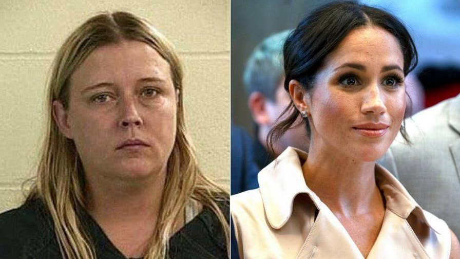 Meghan Markle's future sister-in-law Darlene Blount spent a night in jail after allegedly assaulting Markle's half-brother Thomas.