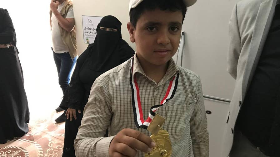 Houthi forces in Yemen have abducted and violently forced young boys to undertake various military tasks. Many of the child soldiers are believed to have been sexually assaulted. Now a program is in motion to help the ones who have escaped heal from the physical and mental scars.