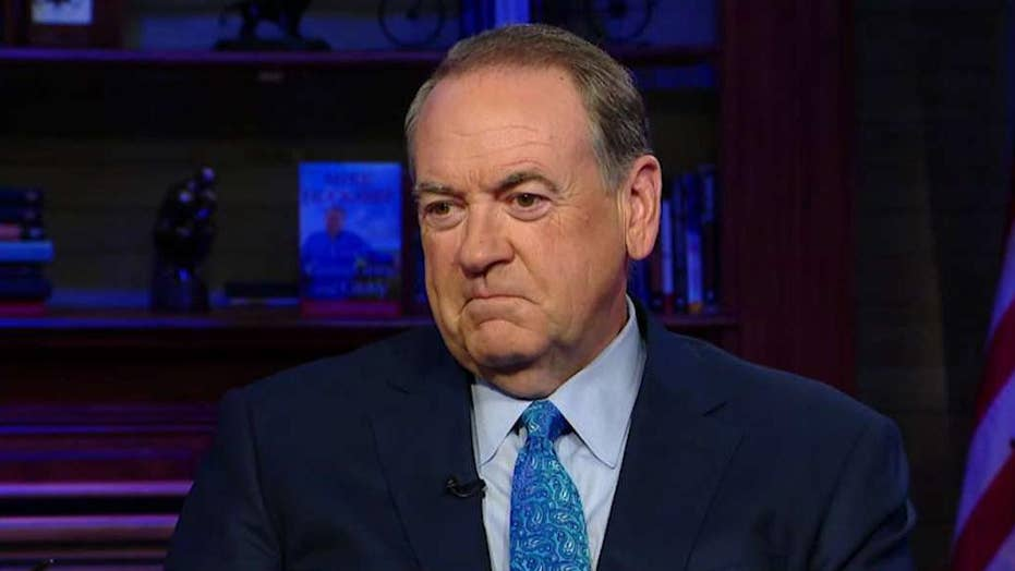 Mike Huckabee opens up about family, faith and freedom