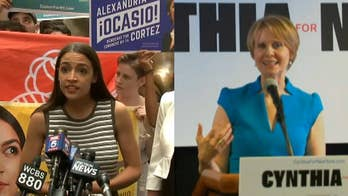Alexandria Ocasio-Cortez and Cynthia Nixon are self-proclaimed Democratic Socialists. A look at the Democratic Socialists of America and what the organization stands for.