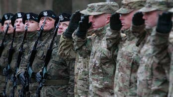 Poland calling for the permanent basing of U.S. troops. Jennifer Griffin reports for 'Special Report.'
