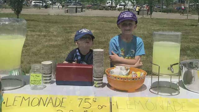 Adults fight for the right to have lemonade stands