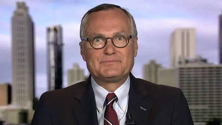 Lt. Gov. Casey Cagle: Our ground game is very superior