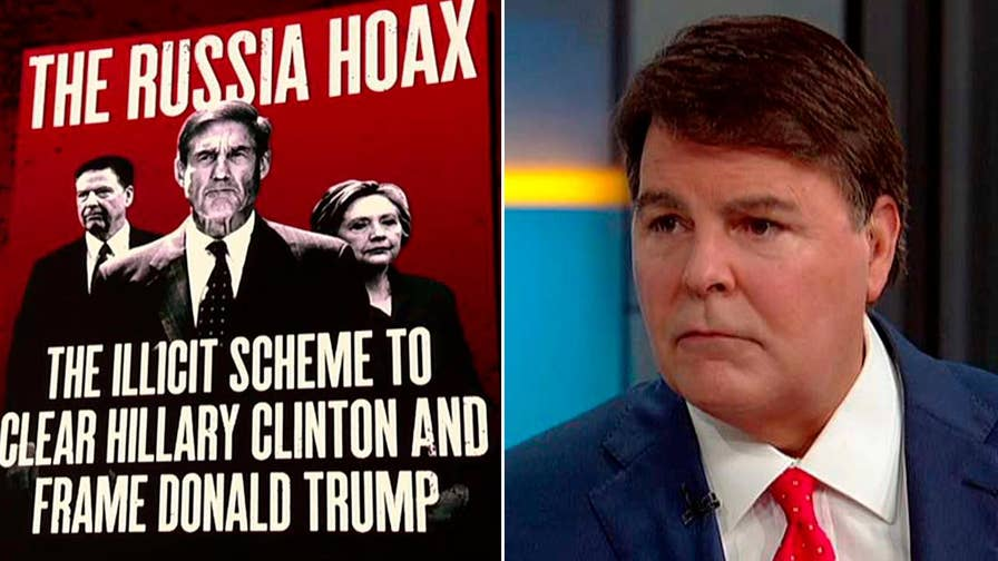Author and Fox News anchor Gregg Jarrett dives into the 2016 election investigation.