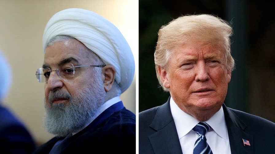 Iranian representative expected to speak amid war of words with President Trump; Rick Leventhal reports from the meeting in New York City.