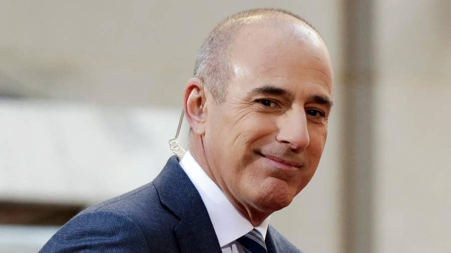 In Matt Lauer
