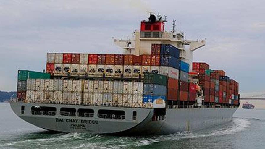 President Trump touts tariffs as some U.S. companies begin feeling impact of those tariffs; insight from FBN's Deirdre Bolton.