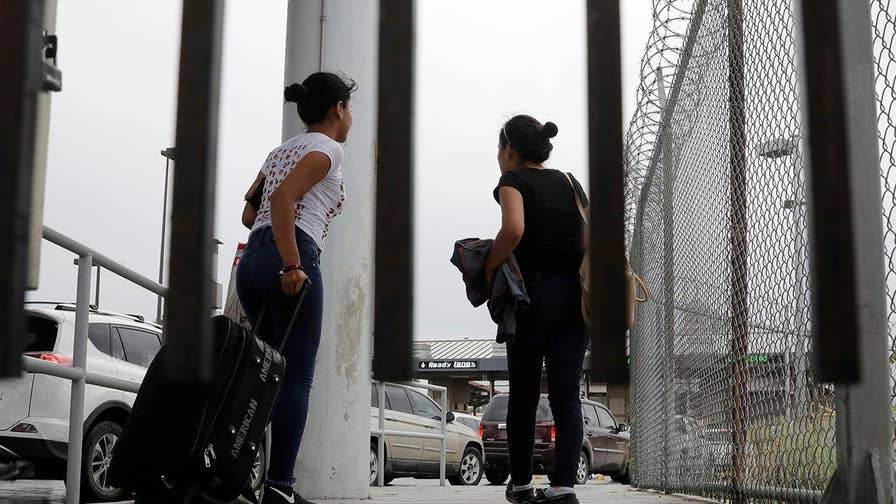 Trump administration is proposing a four-day waiting period for asylum seekers, which is three days shorter than the ACLU wants. Casey Stegall has the story for 'Special Report.'