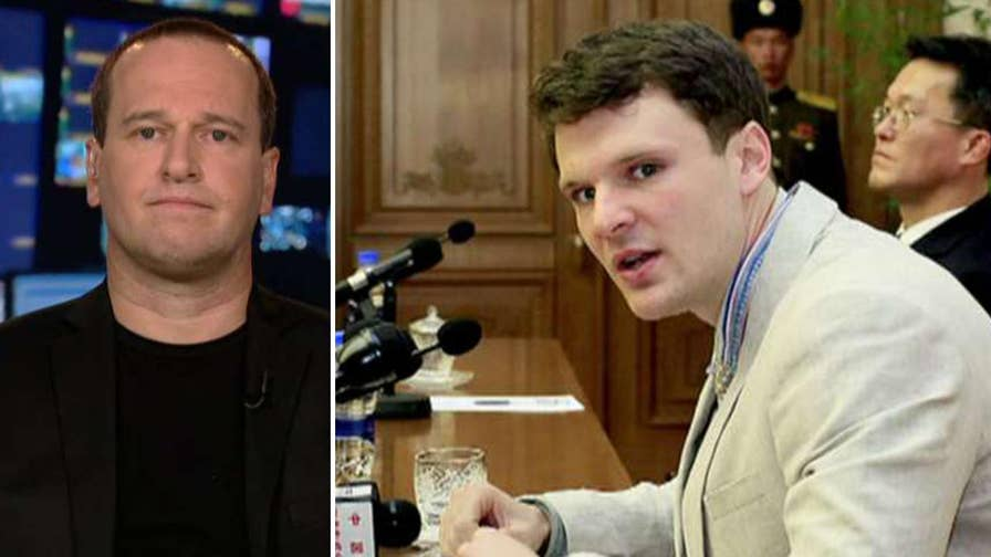 Mickey Bergman, executive director of the Richardson Center for Global Engagement, was part of the negotiations that eventually brought Otto Warmbier home.