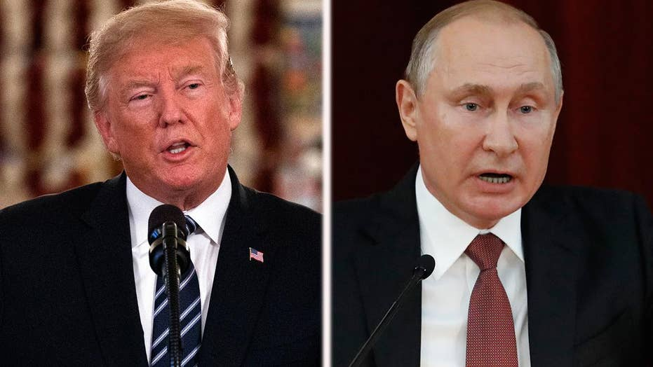 Trump: Russia wants Democrats to win midterm elections