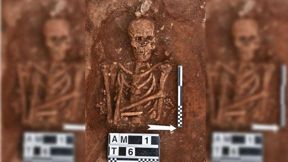 Rare 'Vikings' burial site found in Italy
