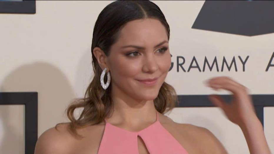Katharine Mcphee 34 Hits Back At Troll Mocking Age Gap Between Singer And Fiance David Foster 69 Fox News