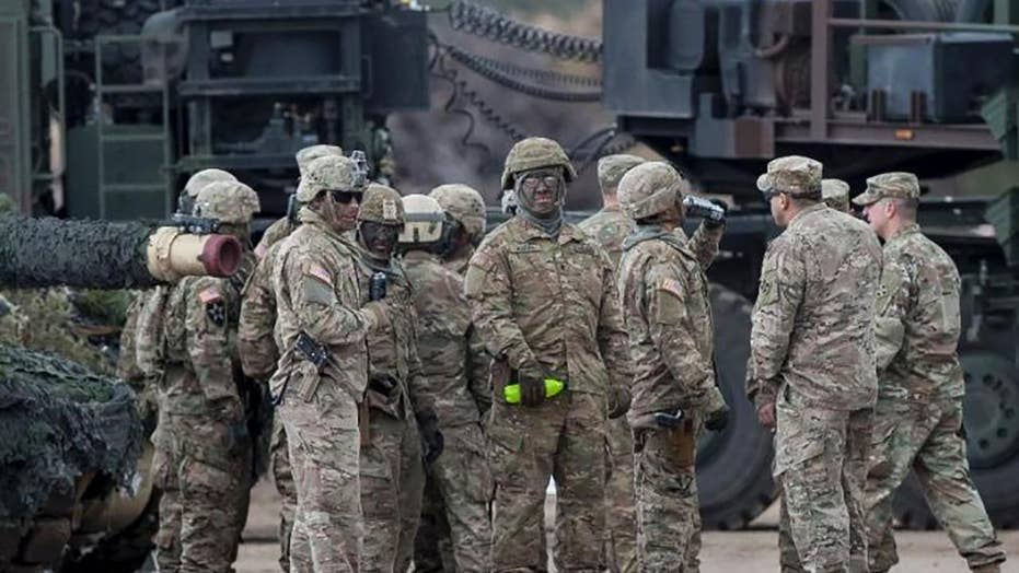 Poland pushes for bigger US military presence