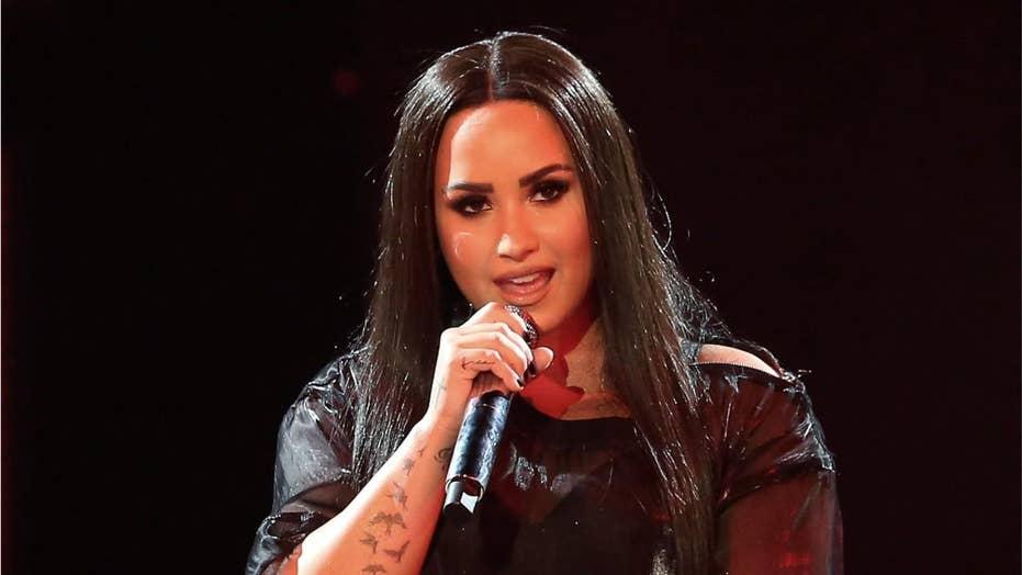 Demi Lovato suffers apparent overdose, stars react