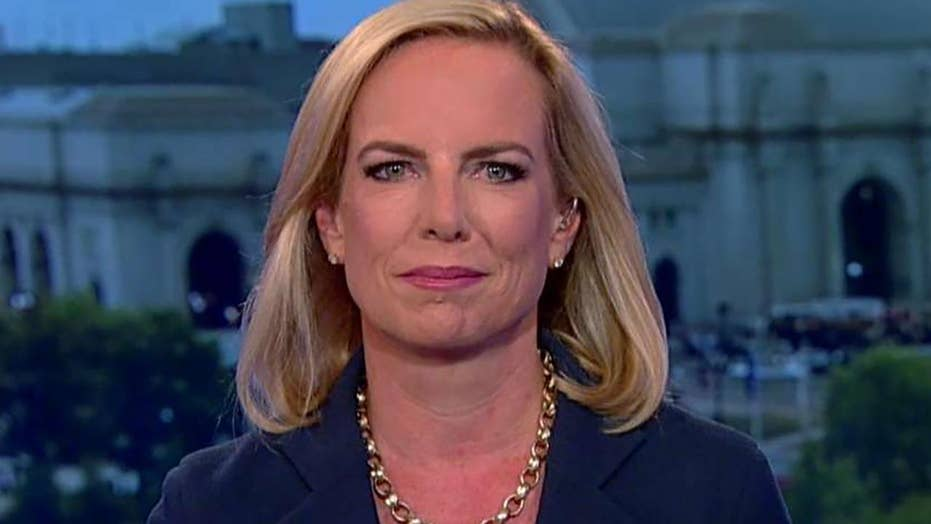 Nielsen on the administration's plan to secure America