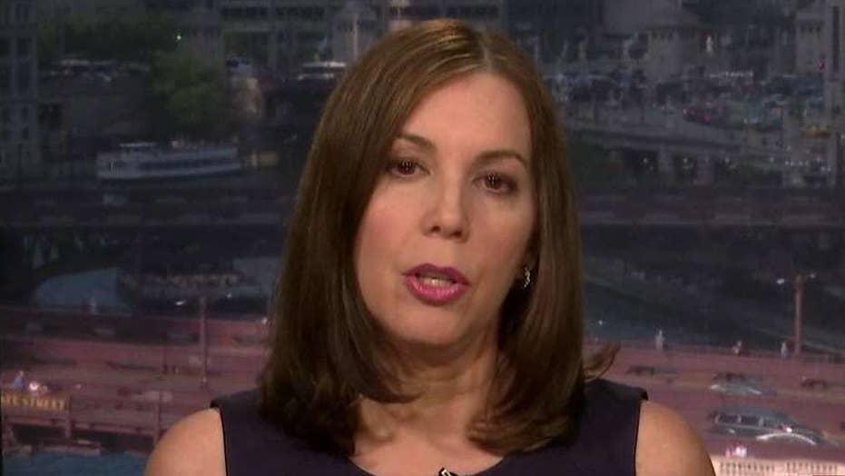 Patti Blagojevich blasts 'corrupt' Obama-era DOJ
