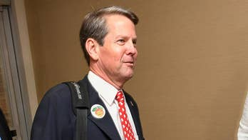 Brian Kemp defeated Casey Cagle in runoff. Jonathan Serrie has the political fallout.