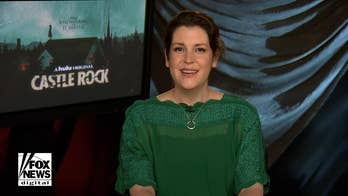 Former 'Two and a Half Men' star Melanie Lynskey reveals creepy new role in the Stephen King-inspired Hulu series 'Castle Rock.'