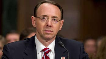 GOP lawmakers introduce articles of impeachment against Deputy Attorney General Rod Rosenstein; former Utah congressman Jason Chaffetz reacts on 'The Story.'