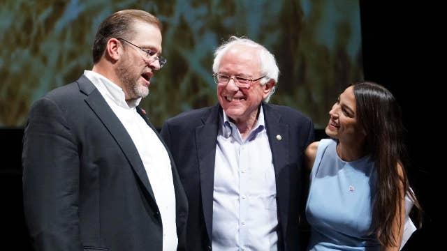 Dems afraid to admit Democratic Socialism is their platform?