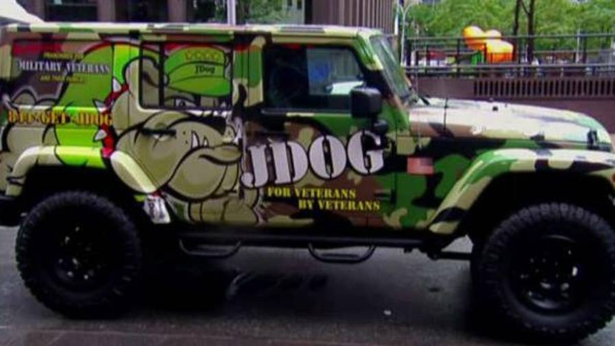 'Fox & Friends' highlights companies that make it their mission to hire veterans.