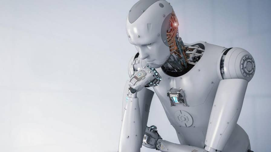 Futurist Dr. Ian Pearson says by 2050 our minds could be hosted on 'the cloud'. This means humans can live past the death of their bodies as an android. However, he warns this could pose many problems.