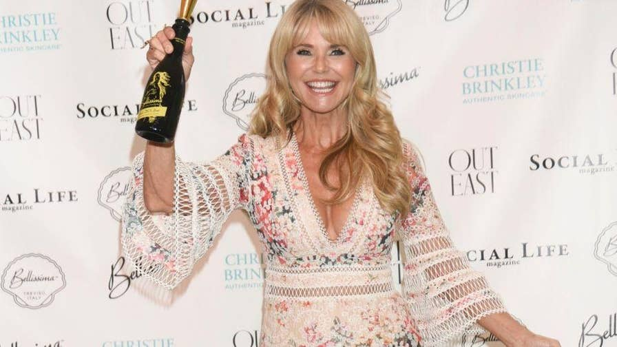 Christie Brinkley opens up about defying the odds of aging and some of her favorite memories with Sports Illustrated.