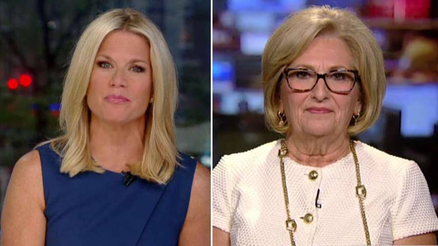 Man is arrested after allegedly threatening to murder Rep. Diane Black; Rep. Black discusses serious threats on 'The Story with Martha MacCallum.'