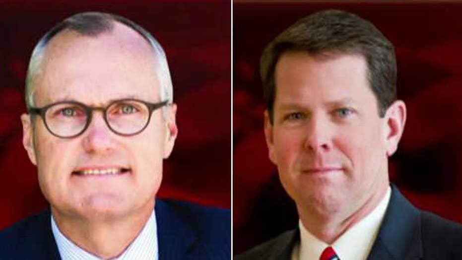 Kemp beats Cagle in GOP gubernatorial runoff in Georgia