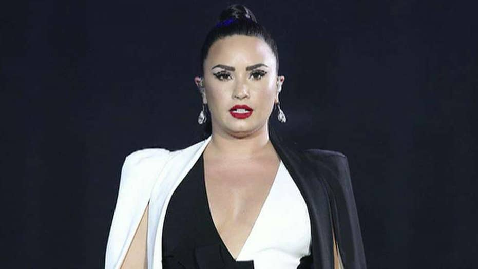 Demi Lovato hospitalized after overdose scare