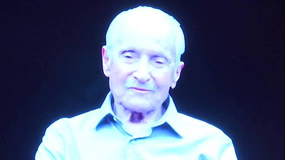 Race against time to make holograms of Holocaust survivors
