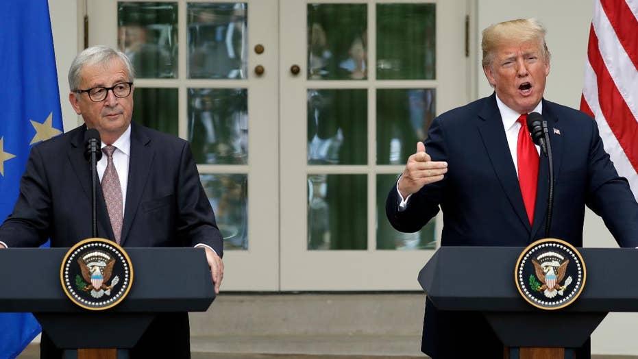 Trump secures major trade concessions from EU