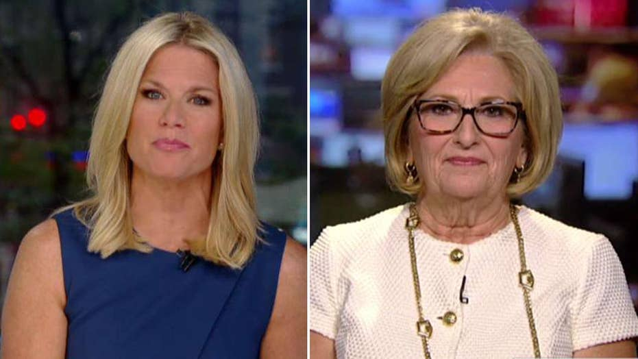 Rep. Diane Black speaks out about receiving death threats