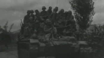 U.S. officials are expecting North Korea to return the remains of 55 American soldiers from the Korean War. Greg Palkot reports.