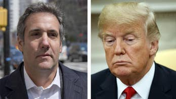 Source: FBI seized recording of Michael Cohen and then-candidate Trump discussing hush money payment; Rick Leventhal reports from New York.