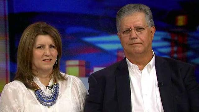 Texas couple tells the stories behind the badge