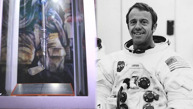 Moon golf: How Astronaut Alan Shepard tricked NASA