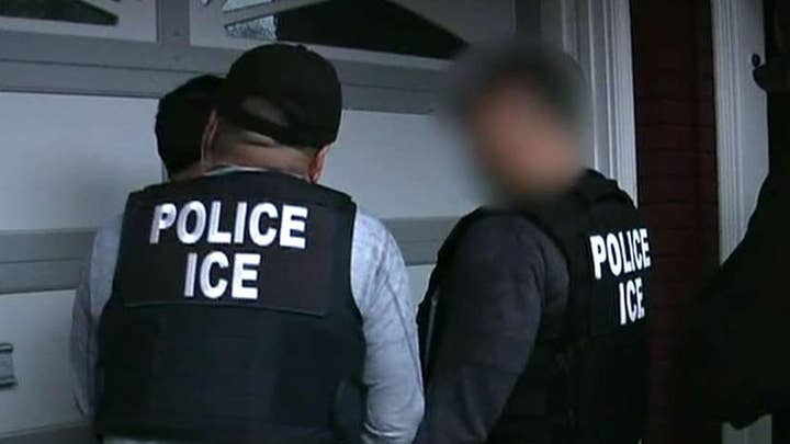 How will calls to abolish ICE impact law enforcement?