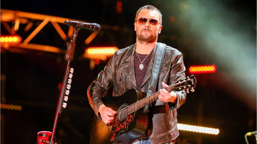 "In a new interview, country music singer Eric Church is blaming the NRA for the Las Vegas festival mass shooting, saying gun lobbyists are being a ""roadblock"" to gun safety."