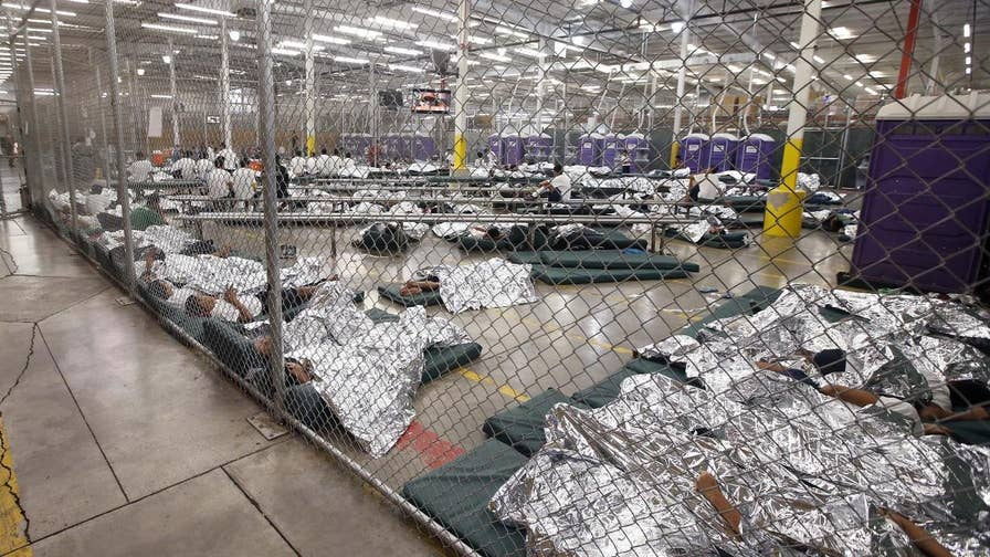 Trump administration faces Thursday deadline to bring migrant children and their parents back together; Steven Camarota, director of research at the Center for Immigration Studies, and Royce Murray, policy director at the American Immigration Council.