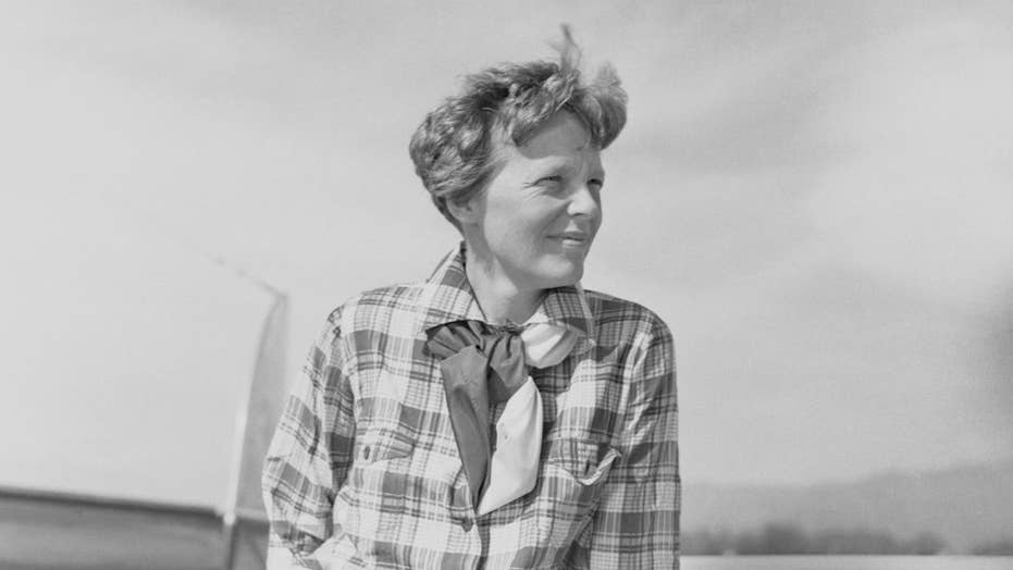 Amelia Earhart's cries for help heard by dozens around the world