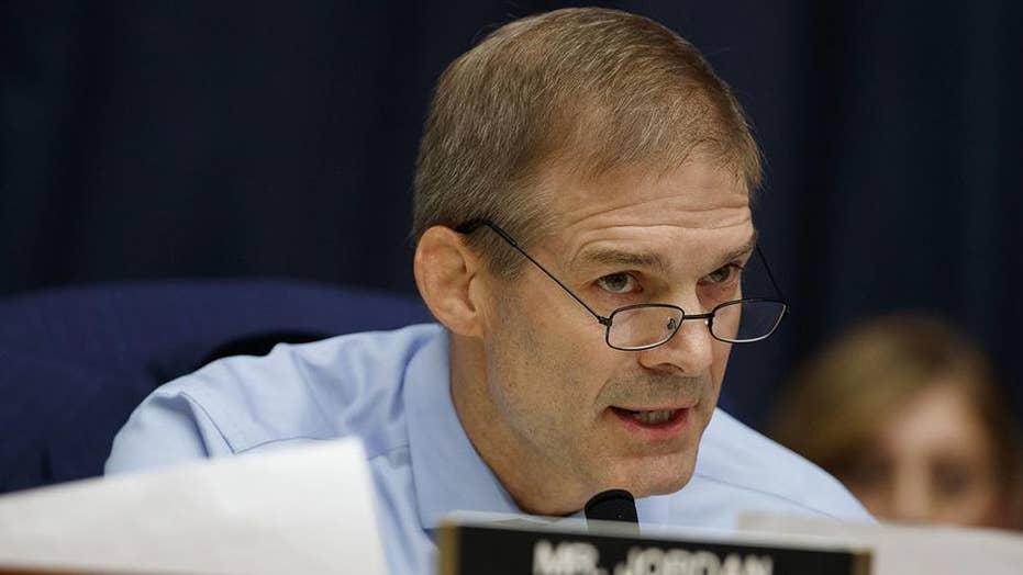 Rep. Jim Jordan to seek speakership in the new Congress