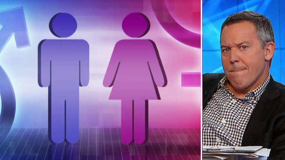 Gutfeld on Harvard sorority going gender-neutral