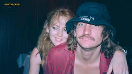 Kristin Casey was a 20-year-old stripper the night she met 40-year-old Eagles guitarist Joe Walsh in 1988 — and she fell head over lucite heels in love.
