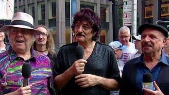 Felix Cavaliere & Gene Cornish's Rascals live