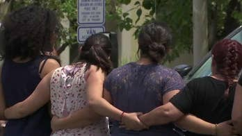 The federal government says more than 1,800 kids have been discharged from their care following separation at the border; Casey Stegall reports from Dallas.