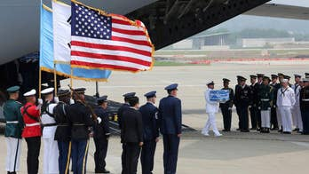 North Korea returns what are believed to be remains of U.S. servicemen killed during the Korean War; reaction from the 'Outnumbered' panel.